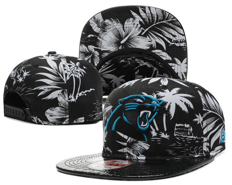 Carolina Panthers Snapback Hat SD
